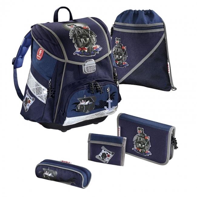26cb5fa1ee0 Step by Step školská taška Pirátska Loď - Kvalitné školské tašky a doplnky  značky Sammies
